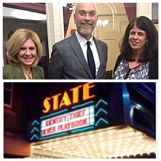 State Theatre, Stamford Conn. Parent Workshop, Sponsored by the JCC