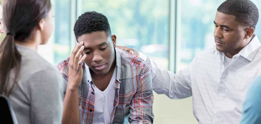 causes of depression, group therapy